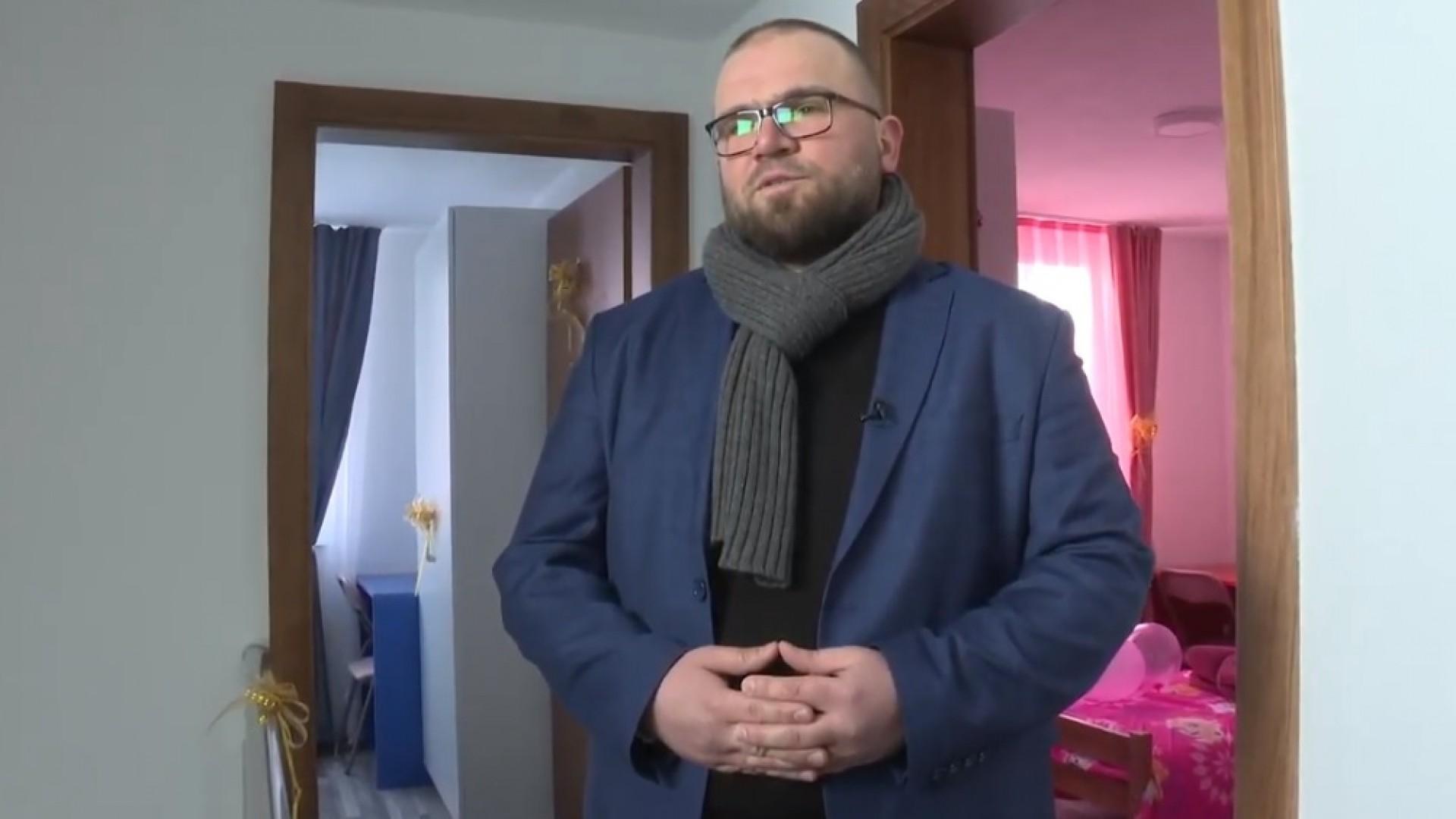 13 vjetori i Pavarsisë së Kosovës gjen familjen Luzha nga Gjakova me shtëpi të re
